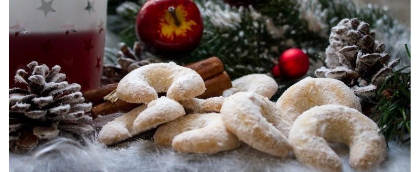 Pečení z ořechové mouky