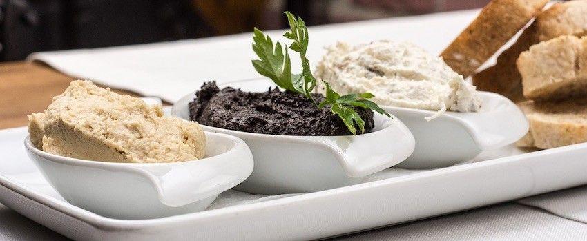 Tofu pomazánka s konopnými semínky