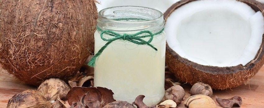 Výhody kokosového oleje